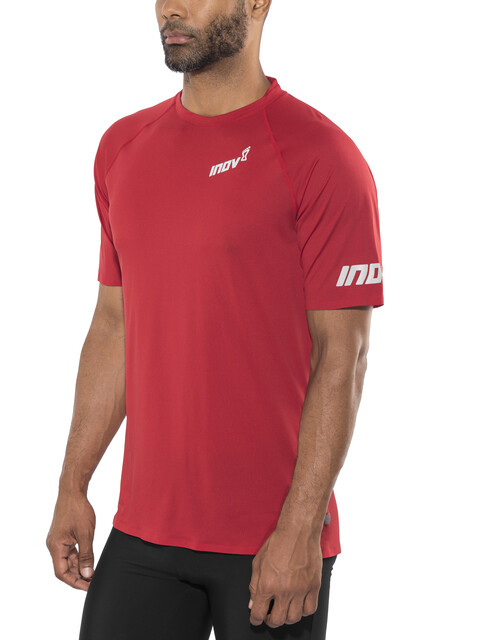 inov-8 M's AT/C SS Baselayer dark red